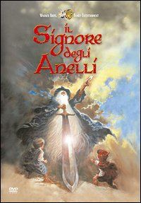 The Lord of the Rings (1978) - Ralph Bakshi. Il signore degli anelli (GB)