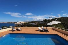 Check out this awesome listing on Airbnb: Amazing Villa, Sea View, Pool, 14px - Villas for Rent in Ibiza