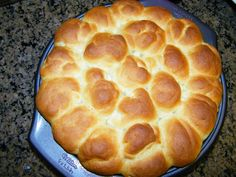 Pull Apart Pan Roll Recipe