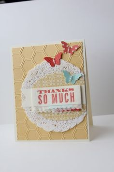 Oh Hello, Heather Summers, Stampin' Up!