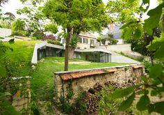 Hertweck Devernois Architectes Urbanistes — House PLJ