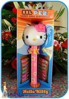 hello kitty pez | Hello Kitty Caramelos Pez... ¡Gigante! ^^ | Flickr - Photo Sharing!