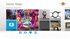 Slacker // is the most complete music service on Earth. With millions of songs and hundreds of expert-programmed stations Slacker gives listeners anytime, anywhere access to the world's best music and entertainment. Listen for free on your Windows 8 device or subscribe and enjoy a commercial-free experience with offline listening and on-demand access to millions of songs and albums.