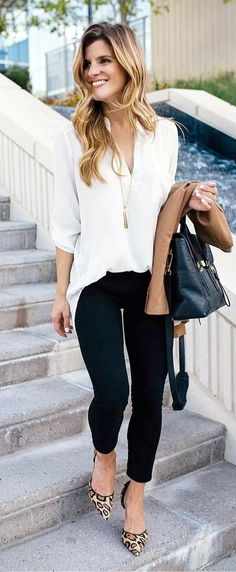 Summer workwear outfit ideas (7)