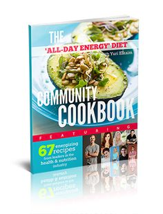 All-Day Energy Diet Cookbook