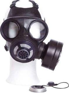 Masque à gaz britannique