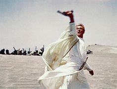Lawrence of Arabia. アラビアのローレンス