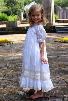 A Little Loveliness: Emma in the Garden