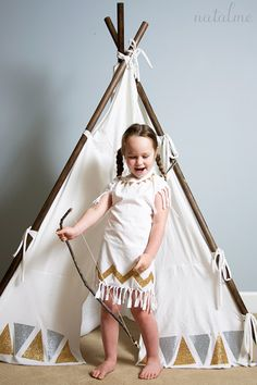 handmadetepee08 - Native American Tshirt Dress