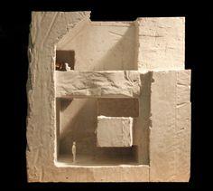 espacio, excavación, yeso. 2013. ©Martín Fabbri García.