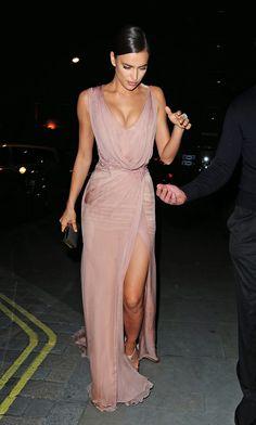 Supermodel Irnia Dhanky I Atelier Versace