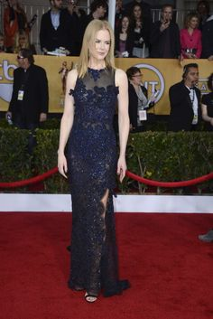 See Every Look from the SAG Awards Red Carpet: Nicole Kidman in Vivienne Westwood