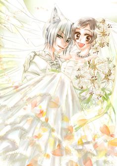 Kamisama Kiss manga finally came to an end-- a happy ending!! I will surely miss Tomoe and Nanami T^T