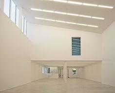Anish Kapoor Studio by Caseyfierro Architects
