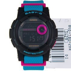 Chronograph-Divers.com - Casio Baby-G Womens BGD-180-2DR G-Lide Sports Watch, $89.00 (http://www.chronograph-divers.com/casio-baby-g-bgd-180-2dr)
