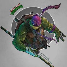 An old sketch I did of Donnie. Leonardo Paciarotti Di Maggio hit this sketch with his skillz!!! Characters created by Kevin Eastman and Peter Laird 9x12 #tmnt #tmntfanart #tmntdonnie #tmntdonatello #cowabunga #cowabungadude #sketch #leoarts #idw #kevineastman #peterlaird #ninjaturtles #illustration #tmntcomics #donatello