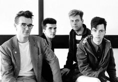 The Smiths by Terence Spencer (1985).