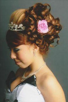 Modela tu Cabello: Peinados de 15 años 2013