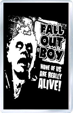 Acrylic Fridge Magnet. Size (Approx): 3 x 2 inches (8 x 5 cm). Fall Out Boy, Magnets, Boys, Baby Boys, Senior Guys, Guys, Young Boys, Baby Boy