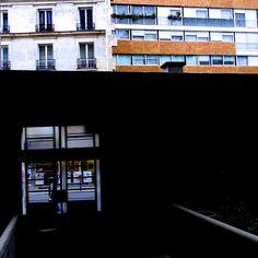 Mathieu Hiltzer - contraste architectural de Paris