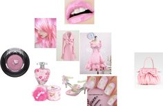 """""""Girl Look"""" by past-322d ❤ liked on Polyvore"""