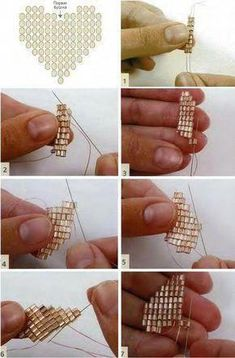 seed bead tutorials for beginners – Seed Bead Tutorials Seed Bead Bracelets, Seed Bead Jewelry, Bead Jewellery, Seed Bead Earrings, Beaded Earrings, Diy Jewelry, Handmade Jewelry, Jewelry Making, Jewelry Box