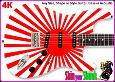 Classic guitar skin available at skinyourskunk.com!