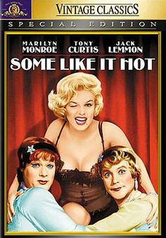 One of the funniest movies I've ever seen!  I still can't believe it actually came out in the fifties!