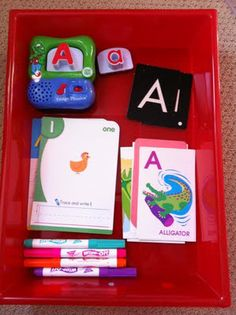 Rockabye Butterfly: Amazing workbox ideas.  This would take forever to get together so I'd better start now.