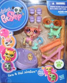 Littlest Pet Shop Swim and Sand Adventure Gift Pack - Includes Pet #2041 and #2042 - Ages 4 and Up by Mattel, http://www.amazon.com/dp/B005NKM1Z4/ref=cm_sw_r_pi_dp_QN.eqb0WC932Y This Item is for sale at LB General Store on Amazon – Amazon Prime http://www.amazon.com/gp/aag/main?ie=UTF8=B0037KLMNO=1==ATVPDKIKX0DER=A313BEJNASXLBN