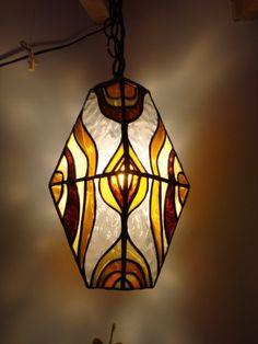 サイケなイメージの吊りランプです ハンドメイド、手作り、手仕事品の通販・販売・購入ならCreema。
