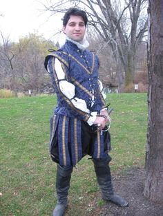 Lord's Renaissance Outfit