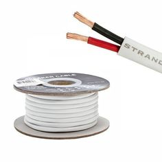 Speaker Wire for In Wall Installation 14AWG/2C - 50 Feet High Quality by Cmple. $20.88. 14AWG CL2 Rated 2-Conductor Loud Speaker Cable - 50ft (For In-Wall Installation)It's often argued that using name brand, or high quality speaker wires can bring out the best performance from any high quality speaker system. While there is some merit to the idea of using high quality cables, it seems many companies have taken this idea far beyond it's logical limits and in so doing created a w...