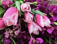 Flower arranging tips advice http://mysoulfulhome.com