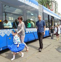 Київський трамвайний маршрут довжиною у 125 років | | Український репортер