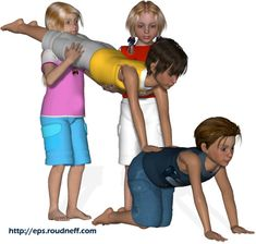 Kuvia tempuista Yoga For Kids, Exercise For Kids, Sport 2, Fitness Activities, Yoga Gym, Team Building, Kids Gifts, Yoga Poses, Coaching