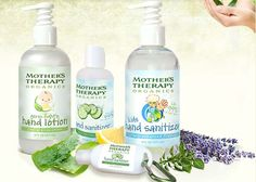 Check out my great giveaway. Over $30 of Mother's Therapy Organics. Sign up now.