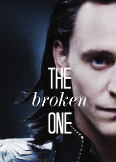 Loki ~ One, once whole, has shattered upon discovering the truth of one's existence