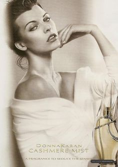 Donna Karan Cashmere Mist Fragrance Fall 2010