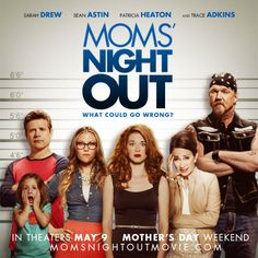 Moms Night Out — This looks AWESOME ;)