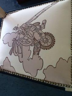 Regalo esclusivo per gli amanti delle moto, a Natale regala la sedia Bikers personalizzata Castéstyle , scrivici subito x saperne di più