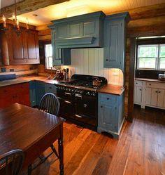 Home Appliances Massillon Ohio Primitive Bathrooms, Primitive Kitchen, Primitive Homes, Primitive Decor, Rustic Kitchen, Kitchen Dinning Room, Kitchen Decor, Kitchen Ideas, Kitchen Designs
