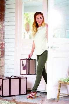 Lauren Conrad's summer #style