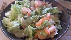 Tejmentesen szép az élet: Garnélarákos saláta