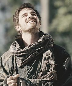 Colin O'Donoghue - Killian Jones -Captain Hook -Once Upon A Time