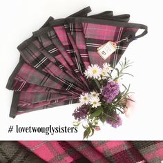 Burns Night Tartan Bunting Flags Pink Grey Tartan Bunting Burns Night Burns Tartan Bunting Burns Night Scotland Xmas Decor Two Ugly Sisters Bedroom Bunting, Pink Bedroom Decor, Pink Bedrooms, Teen Bedroom, Bedroom Ideas, Burns Night Scotland, Bunting Flags, Bunting Ideas, Cerise Pink