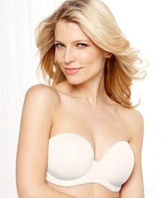 Wacoal Red Carpet Full Figure Strapless Bra 854119