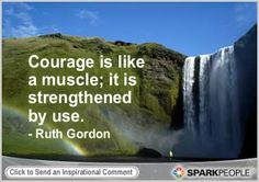 Motivational Quote by Ruth Gordon