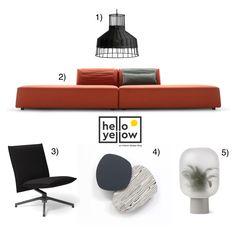 Eames, Floor Chair, Lounge, Flooring, Interior Design, Yellow, Blog, Furniture, Home Decor
