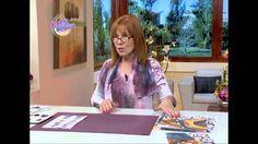 En el espacio de Eterna de Bienvenidas Tv, la profesora Adriana Dadamo realiza la técnica de sublimación sobre una remera. Visitanos en pinturaseterna.com.ar...
